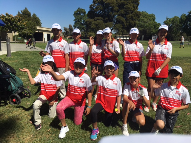 PGA Jr League team 2